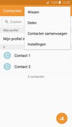 Samsung Galaxy J3 (SM-J320FN) - Contacten en data - Contacten overzetten via Bluetooth - Stap 5