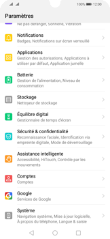 Huawei P Smart (2019) - Appareil - configurer Localiser mon appareil - Étape 3