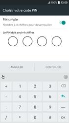 HTC 10 - Sécuriser votre mobile - Activer le code de verrouillage - Étape 8