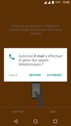 Wiko U-Feel Lite - E-mail - Configuration manuelle - Étape 7