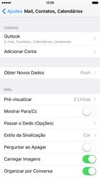Apple iPhone iOS 9 - Email - Como configurar seu celular para receber e enviar e-mails - Etapa 9
