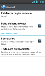 LG Optimus L5 II - Internet - Configurar Internet - Paso 23