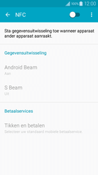 Samsung A300FU Galaxy A3 - NFC - NFC activeren - Stap 6