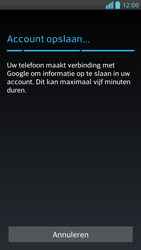 LG D505 Optimus F6 - Applicaties - Account aanmaken - Stap 18