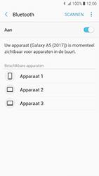 Samsung Galaxy A5 (2017) (SM-A520F) - Bluetooth - Aanzetten - Stap 6