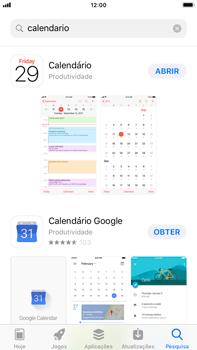 Apple iPhone 8 Plus - Aplicações - Como restaurar ou eliminar as aplicações nativas -  11