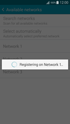 Samsung A500FU Galaxy A5 - Network - Manually select a network - Step 9