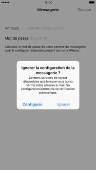 Apple iPhone 7 Plus - Premiers pas - Créer un compte - Étape 36