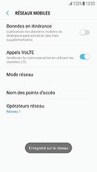 Samsung Galaxy J3 (2017) - Réseau - Sélection manuelle du réseau - Étape 13