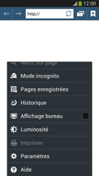 Samsung C105 Galaxy S IV Zoom LTE - Internet - Configuration manuelle - Étape 21