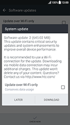 HTC 10 - Android Nougat - Device - Software update - Step 8