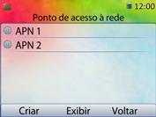 Huawei U6020 - Internet (APN) - Como configurar a internet do seu aparelho (APN Nextel) - Etapa 8