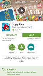 Samsung Galaxy S7 - Aplicações - Como pesquisar e instalar aplicações -  18