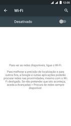 NOS SLIM - Wi-Fi - Ligar a uma rede Wi-Fi -  5