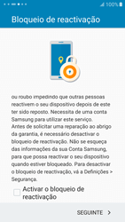 Samsung Galaxy S6 Android M - Primeiros passos - Como ligar o telemóvel pela primeira vez -  14