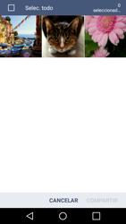 LG K10 4G - Bluetooth - Transferir archivos a través de Bluetooth - Paso 7
