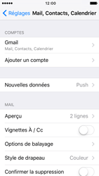 Apple iPhone SE - E-mail - Configuration manuelle (gmail) - Étape 11