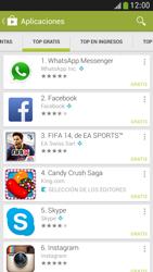 Samsung Galaxy S4 Mini - Aplicaciones - Descargar aplicaciones - Paso 8