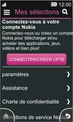 Nokia Asha 311 - Applications - Télécharger des applications - Étape 7