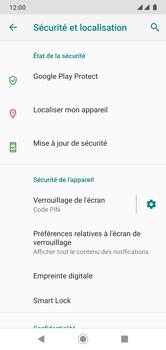 Xiaomi Mi A2 Lite - Sécurité - activéz le code PIN de l'appareil - Étape 13