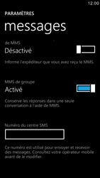 Samsung I8750 Ativ S - SMS - configuration manuelle - Étape 6