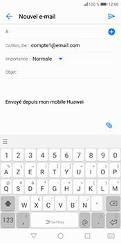 Huawei P Smart - E-mail - Envoi d