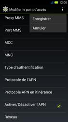 Acer Liquid E3 - Internet - Configuration manuelle - Étape 16