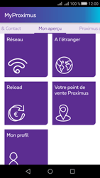 Huawei Y5 II - Applications - MyProximus - Étape 19