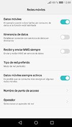 Huawei Y6 (2017) - Mensajería - Configurar el equipo para mensajes multimedia - Paso 5