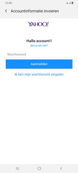Samsung Galaxy A70 - E-mail - handmatig instellen (yahoo) - Stap 8
