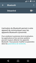Sony F3313 Xperia E5 - WiFi et Bluetooth - Jumeler votre téléphone avec un accessoire bluetooth - Étape 5