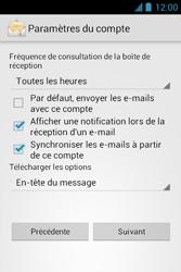 Bouygues Telecom Bs 351 - E-mails - Ajouter ou modifier un compte e-mail - Étape 17