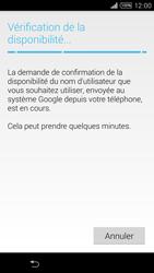 Sony Xpéria T3 - Premiers pas - Créer un compte - Étape 14