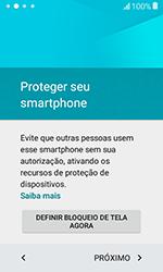 Samsung Galaxy J1 - Primeiros passos - Como ativar seu aparelho - Etapa 14