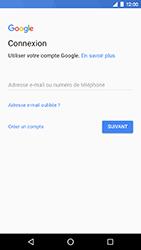 LG Nexus 5X - Android Oreo - Applications - Créer un compte - Étape 5