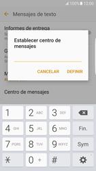 Samsung Galaxy S7 Edge - Mensajería - Configurar el equipo para mensajes de texto - Paso 9
