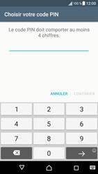Sony Sony Xperia XA - Sécuriser votre mobile - Activer le code de verrouillage - Étape 8