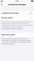 Apple iphone-se-met-ios-13-model-a1723 - Beveiliging en ouderlijk toezicht - Zoek mijn iPhone inschakelen - Stap 5