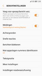 Samsung Galaxy S7 - Android Nougat - SMS - handmatig instellen - Stap 6