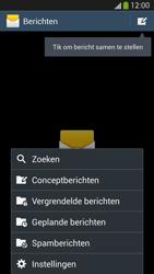 Samsung I9505 Galaxy S IV LTE - SMS - Handmatig instellen - Stap 5