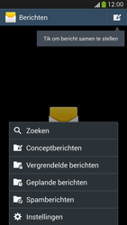 Samsung Galaxy S4 VE 4G (GT-i9515) - SMS - Handmatig instellen - Stap 5