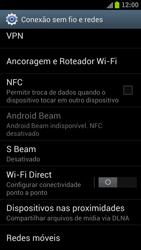 Samsung Galaxy S III - Mensagens - Como configurar seu celular para mensagens multimídia (MMS) - Etapa 5