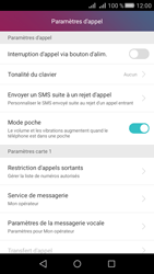 Huawei Huawei Y5 II - Messagerie vocale - configuration manuelle - Étape 6