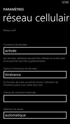 Nokia Lumia 1320 - Internet - Utilisation à l