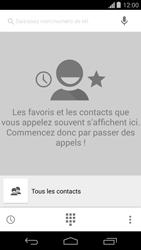 Motorola Moto G - Messagerie vocale - configuration manuelle - Étape 5