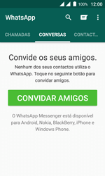 Wiko Sunny DS - Aplicações - Como configurar o WhatsApp -  14