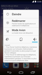 Huawei Ascend P7 - Device maintenance - Effectuer une réinitialisation logicielle - Étape 3
