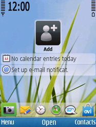Nokia C5-00 - E-mail - Manual configuration - Step 27