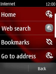 Nokia Asha 300 - Internet - Internet browsing - Step 3