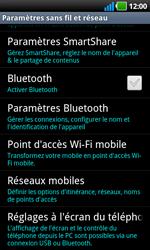 LG P970 Optimus Black - Réseau - utilisation à l'étranger - Étape 8
